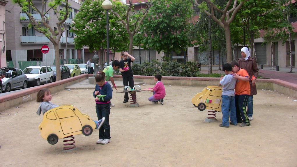 Hybrid Playground at PAM10, Reus, 2010