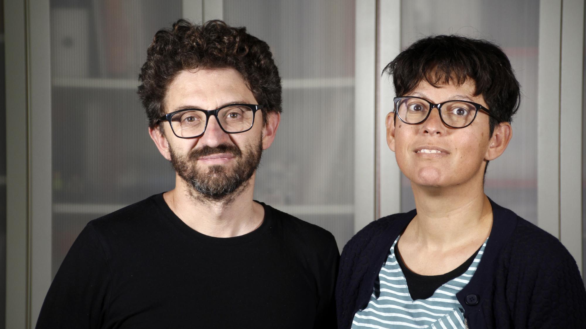 Clara Boj y Diego Diaz
