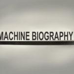 machine biography